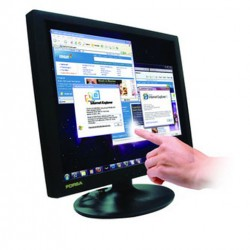 "LCD Monitor Touchscreen 17"" LS-1701TS"